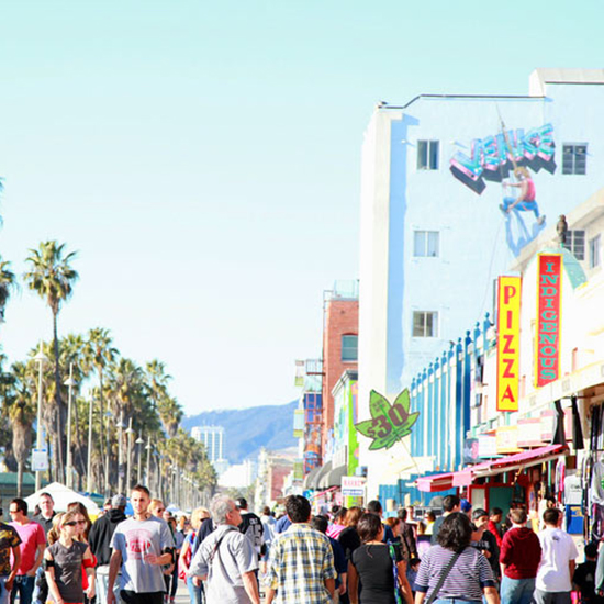 4. Los Angeles, California