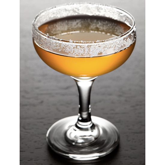 Instead of a Cosmo, go for a Sidecar