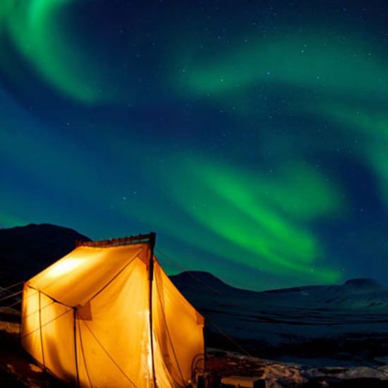 Best for Stargazing: Anchorage, Alaska