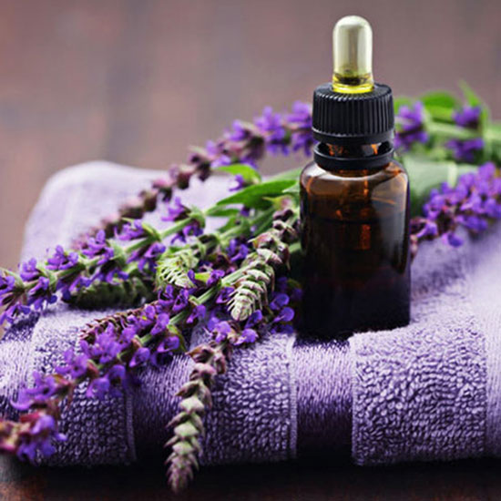 Or Relax With Aromatherapy