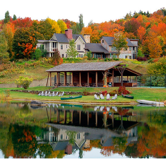 Twin Farms, Barnard, Vermont
