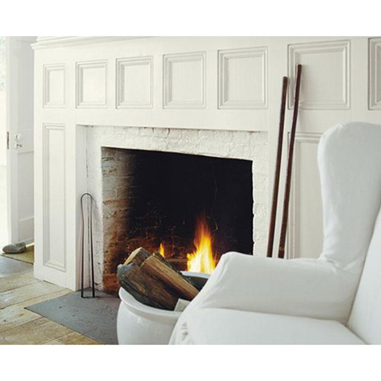 Don't Neglect the Fireplace