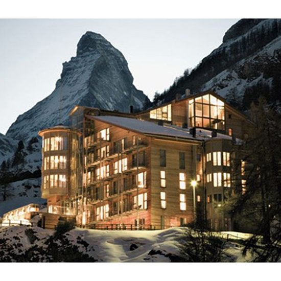 Best for Experts: The Omnia (Zermatt, Switzerland)