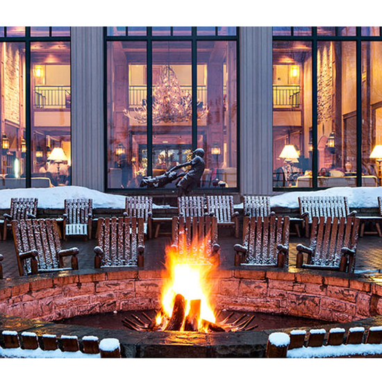 Best for Beginners: The Park Hyatt (Beaver Creek, CO)