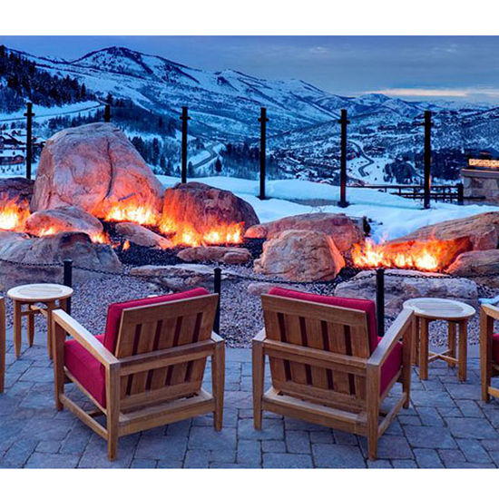 Best for Hot Chocolate Snobs: The St. Regis (Deer Valley, UT)
