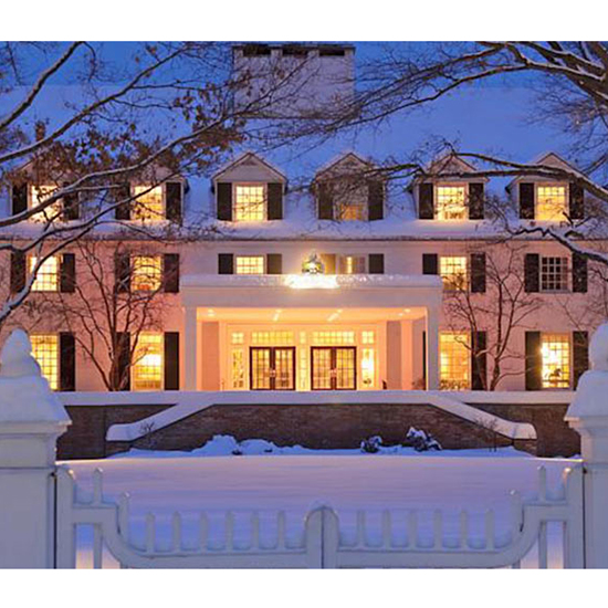 Best for LoveBirds: The Woodstock Inn (Woodstock, VT)