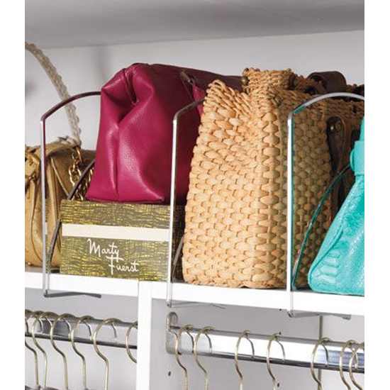 Tuck clutches inside larger bags