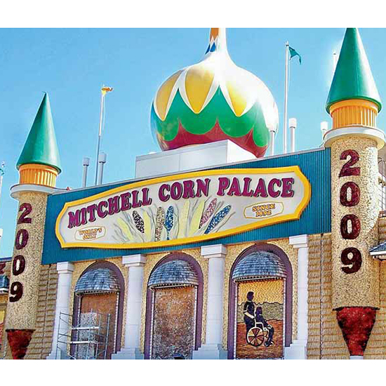 Corn Palace (Mitchell, South Dakota)