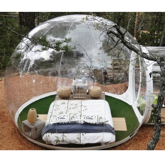 The Bubble Hotel, France