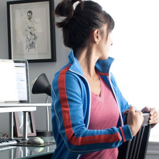 To Work Those Love Handles: The Torso Twist