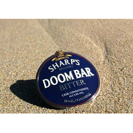 Doom Bar – Sharp's Brewery / Cornwall, Amber Ale, 4.3%