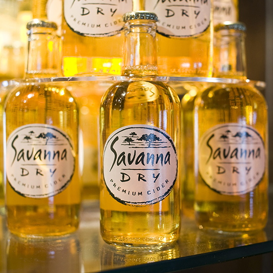 Savanna Dry – Distell Group Limited, Premium Cider, 5%
