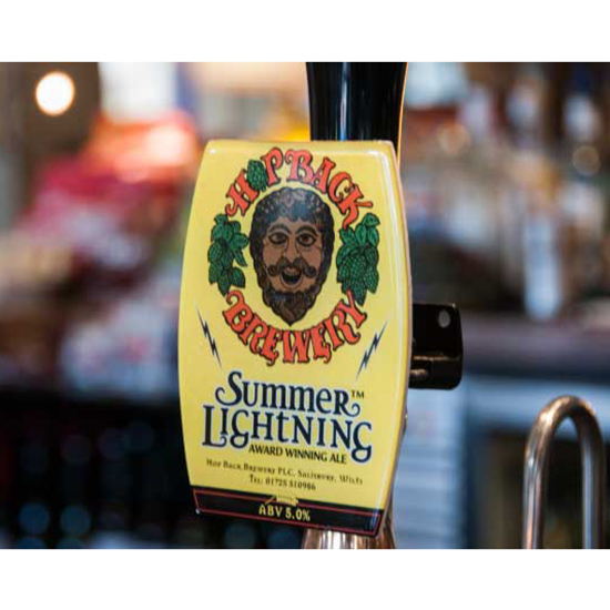 Summer Lightning – Hop Back Brewery, English Bitter, 5%
