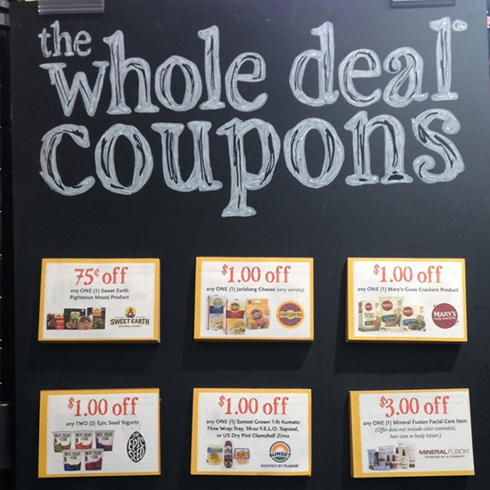 The Coupon Hoarder
