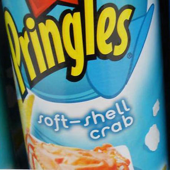 These Are The Strangest Pringles Flavors You Never Knew