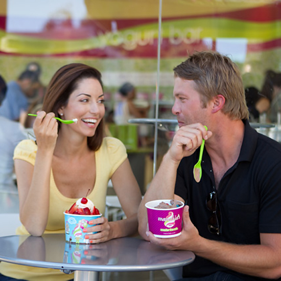The First Date: Frozen Yogurt