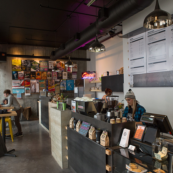 Best for Rock-Star Baristas: Cherry Street Coffee House