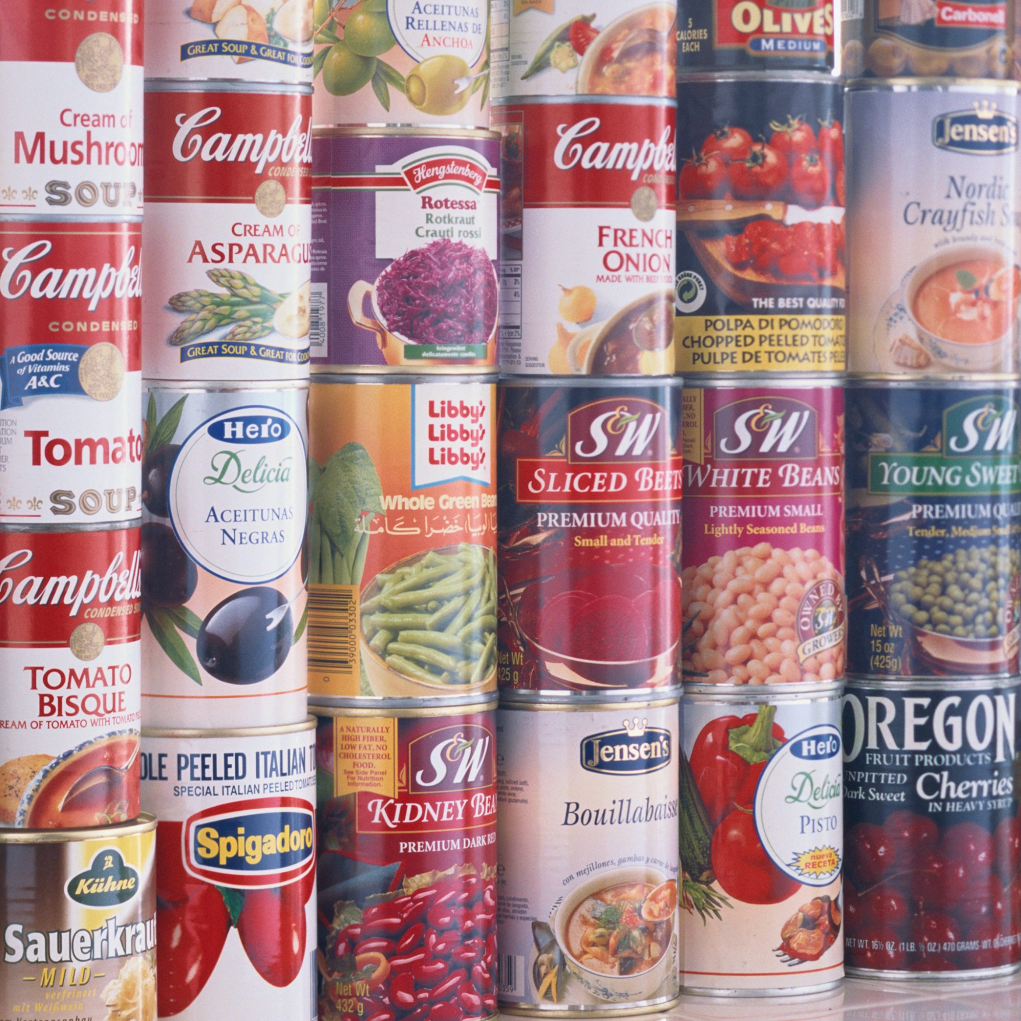 FWX PAYING PARKING TICKETS WITH CANNED FOOD