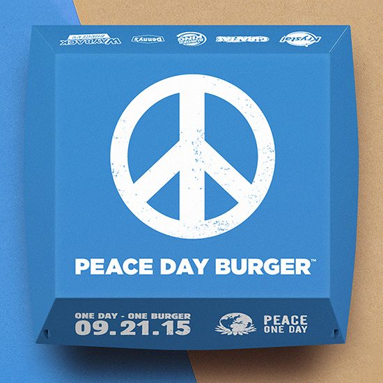 FWX PEACE DAY BURGER