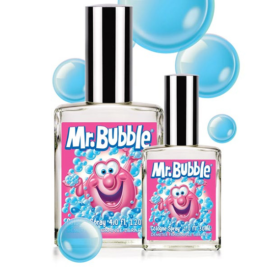FWX PERFUME MR BUBBLE