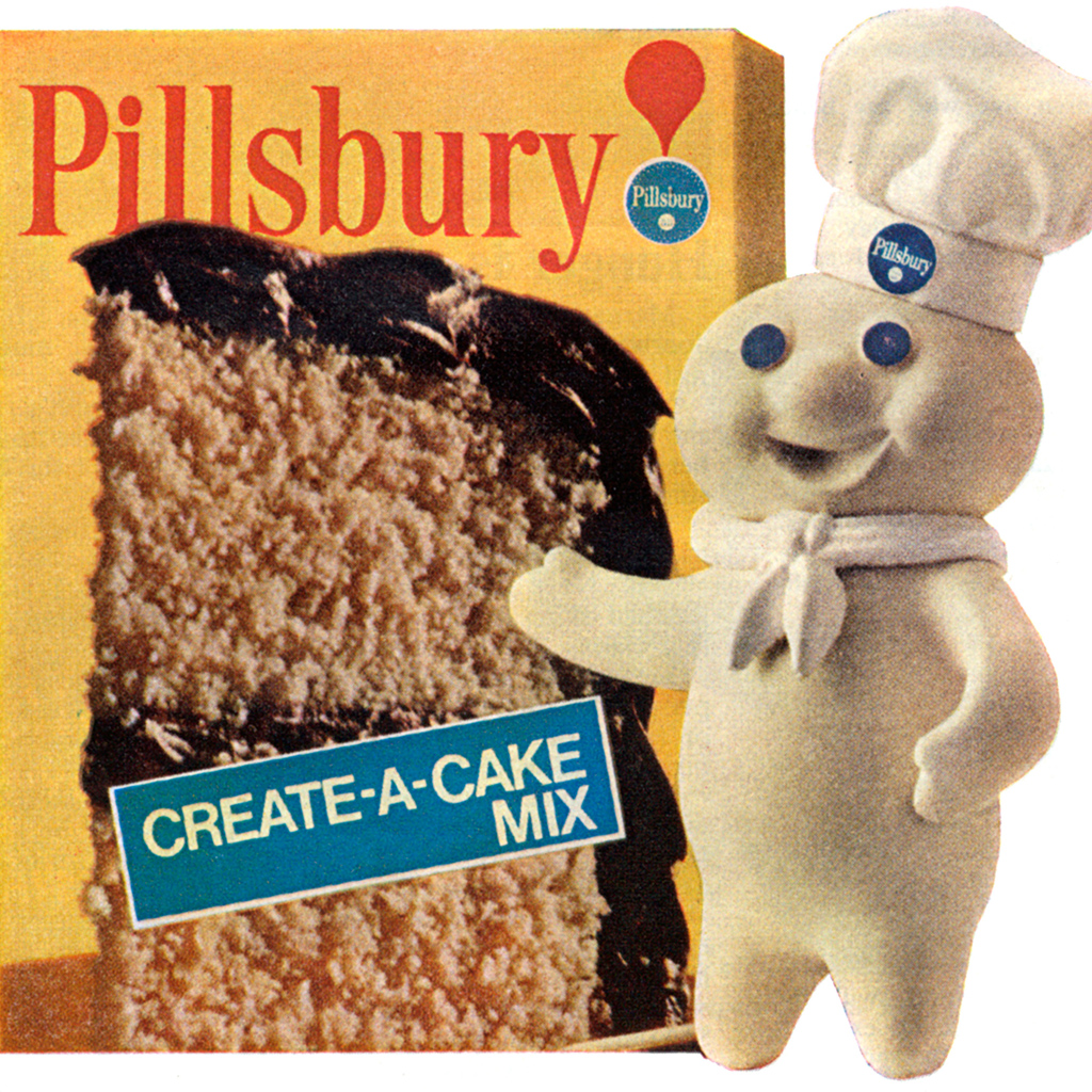 FWX PILLSBURY DOUGHBOY CREATOR