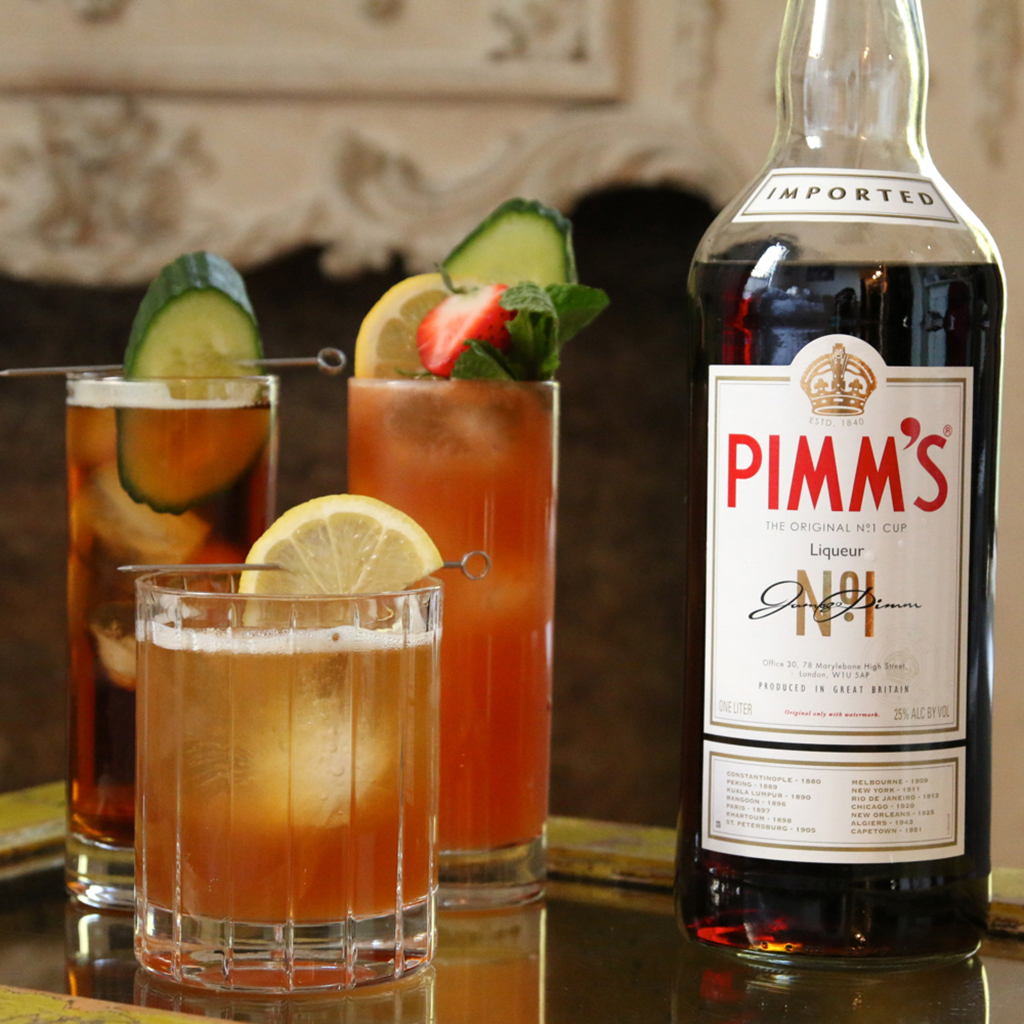 The pimm 39 s cup and beyond 3 cocktails to make with pimm 39 s for What to mix with pimms