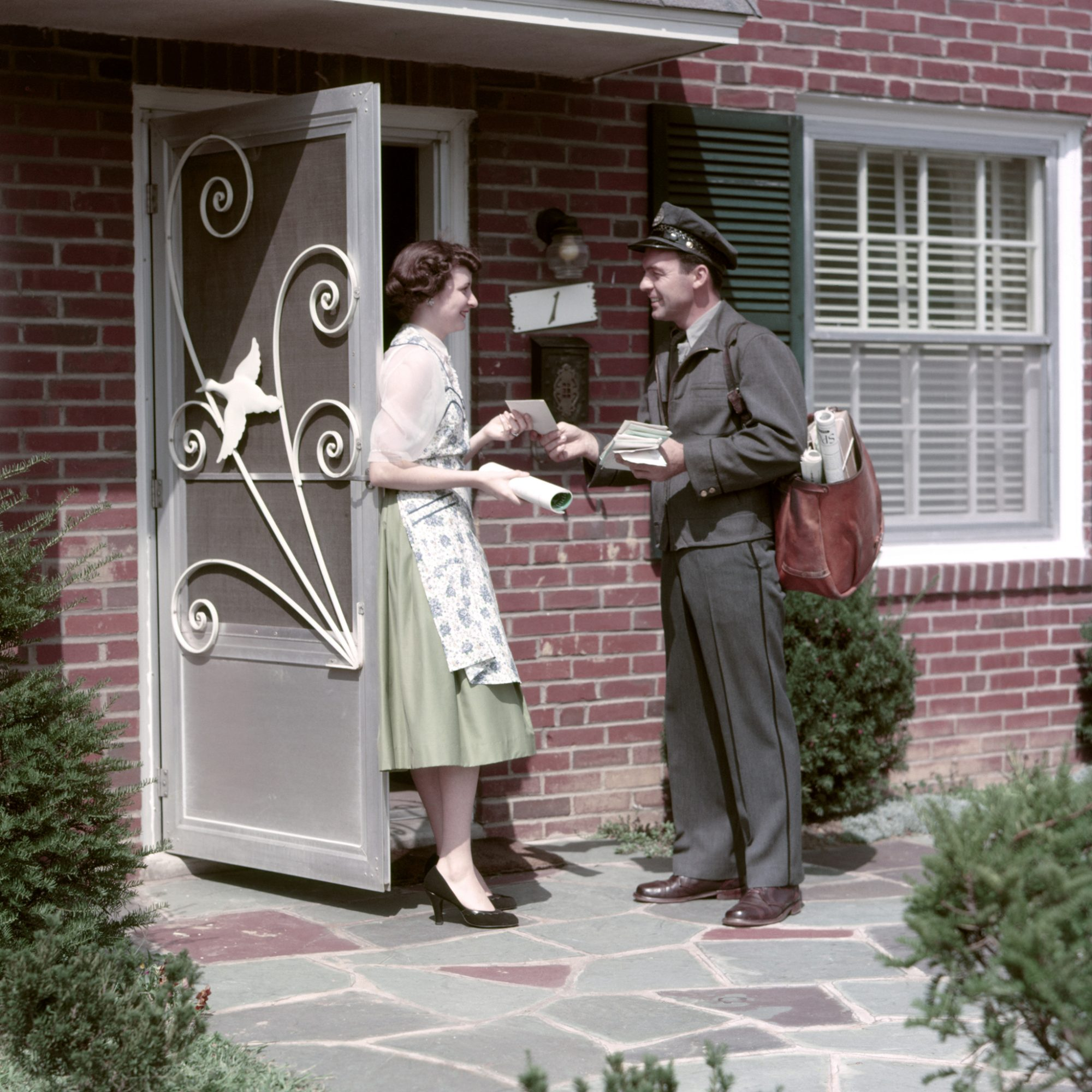 now your mailman will deliver groceries right to your door food wine. Black Bedroom Furniture Sets. Home Design Ideas