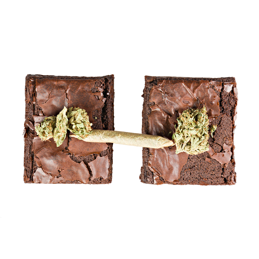 FWX POT BROWNIES