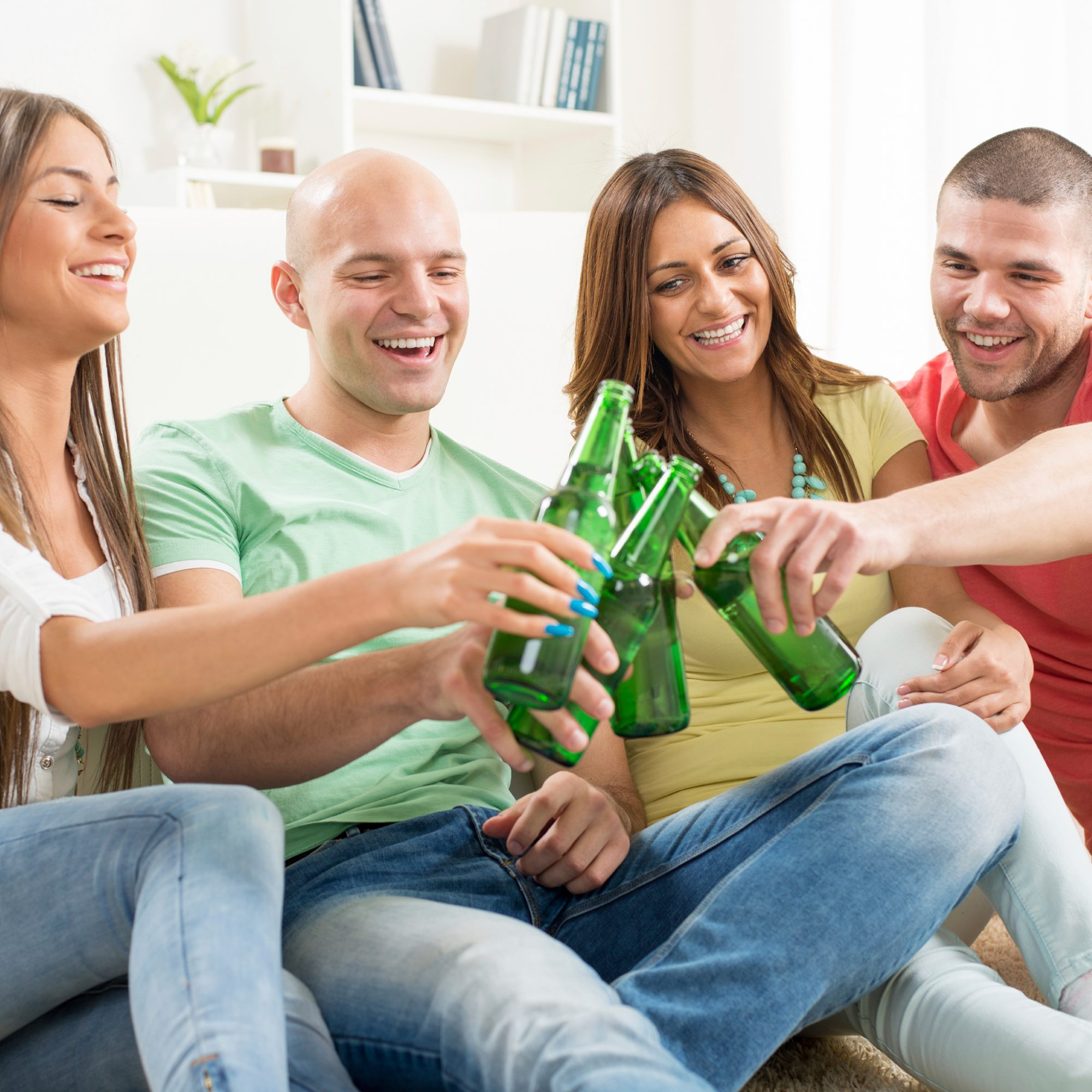 What Your Pregaming Choice Says About You