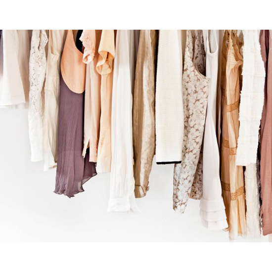 3. Divide Your Clothing Into Subcategories