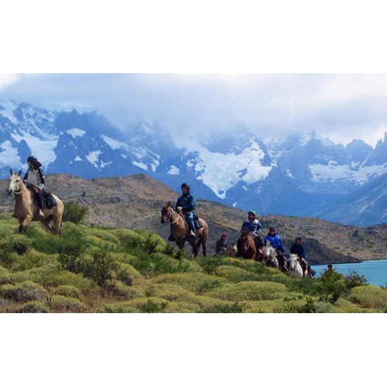 5. Horseback Riding in Wyoming