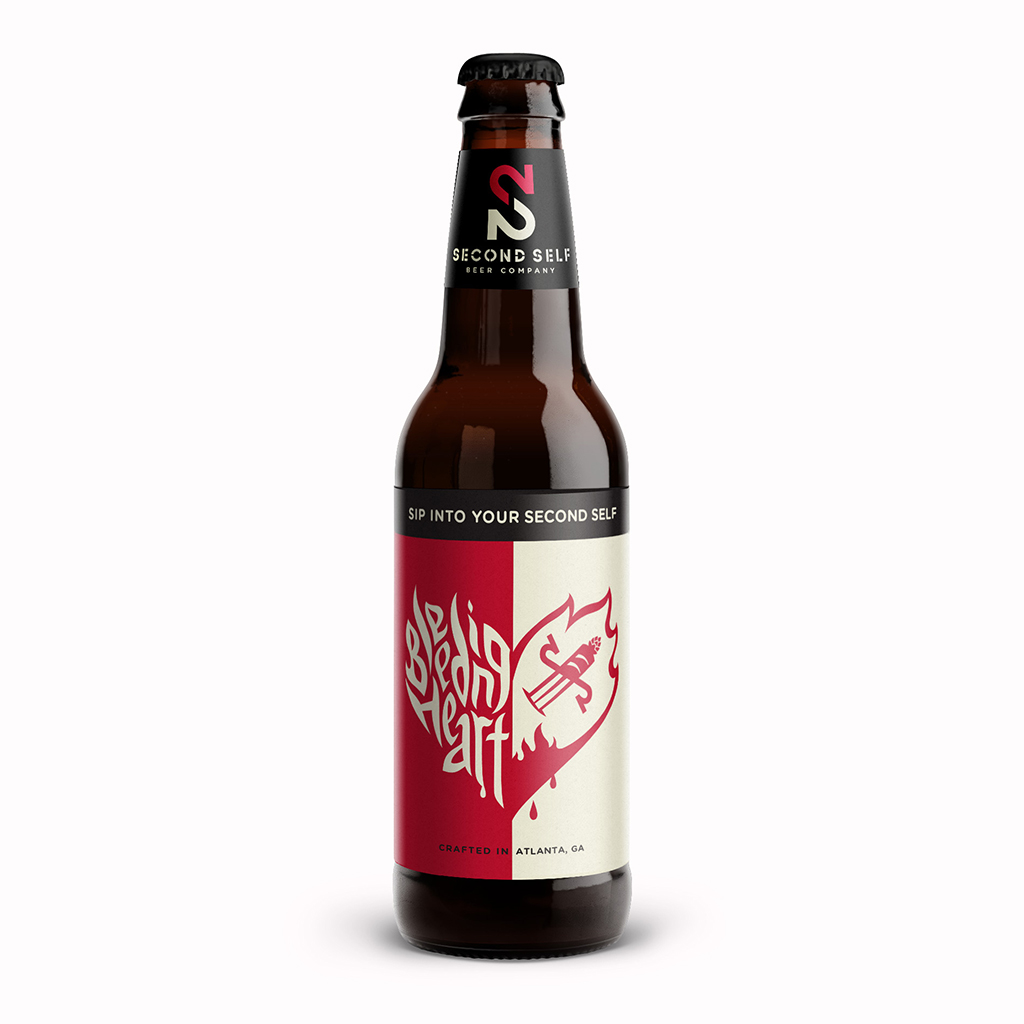 FWX RED VELVET BEER BLEEDING HEART