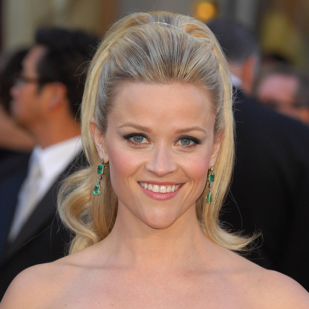 FWX REESE WITHERSPOONS DRAPER JAMES LUNCHEON