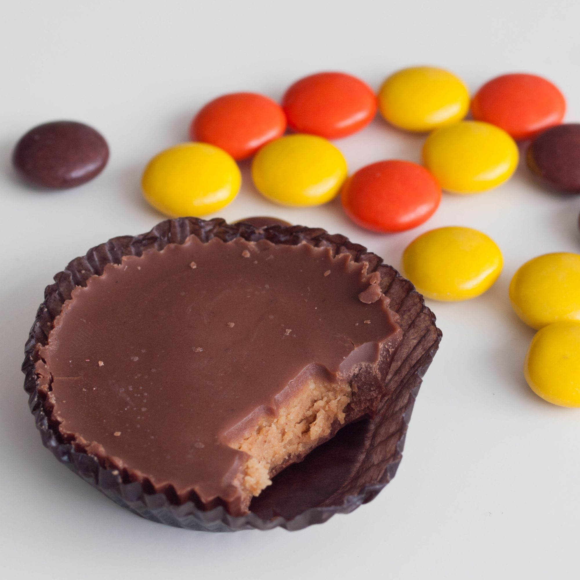 This Is How Much Peanut Butter You Get From Every Reese's
