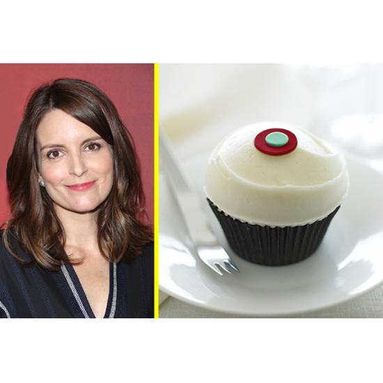 The Celeb: Tina Fey - The Dessert: Cupcakes At Sprinkles
