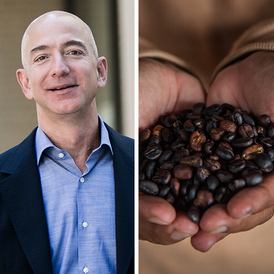 4. Jeff Bezos – worth $47 Billion