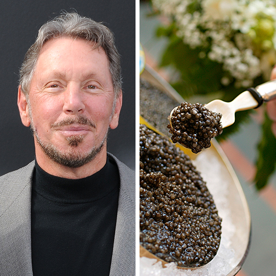 3. Larry Ellison – worth $47.5 Billion