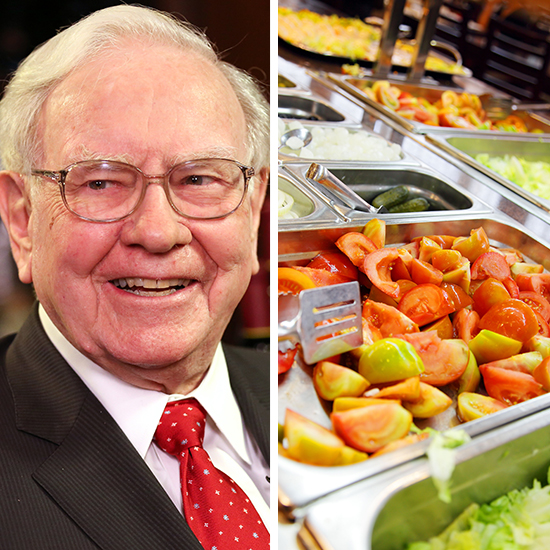 2. Warren Buffett – worth $62 Billion