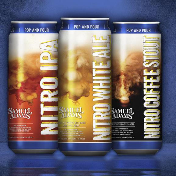 FWX SAM ADAMS NITRO CANS