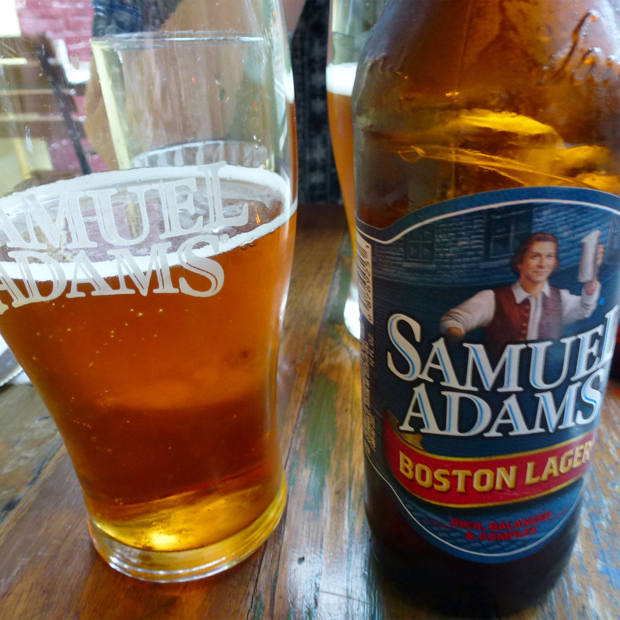 FWX SAM ADAMS WEDDING BREW