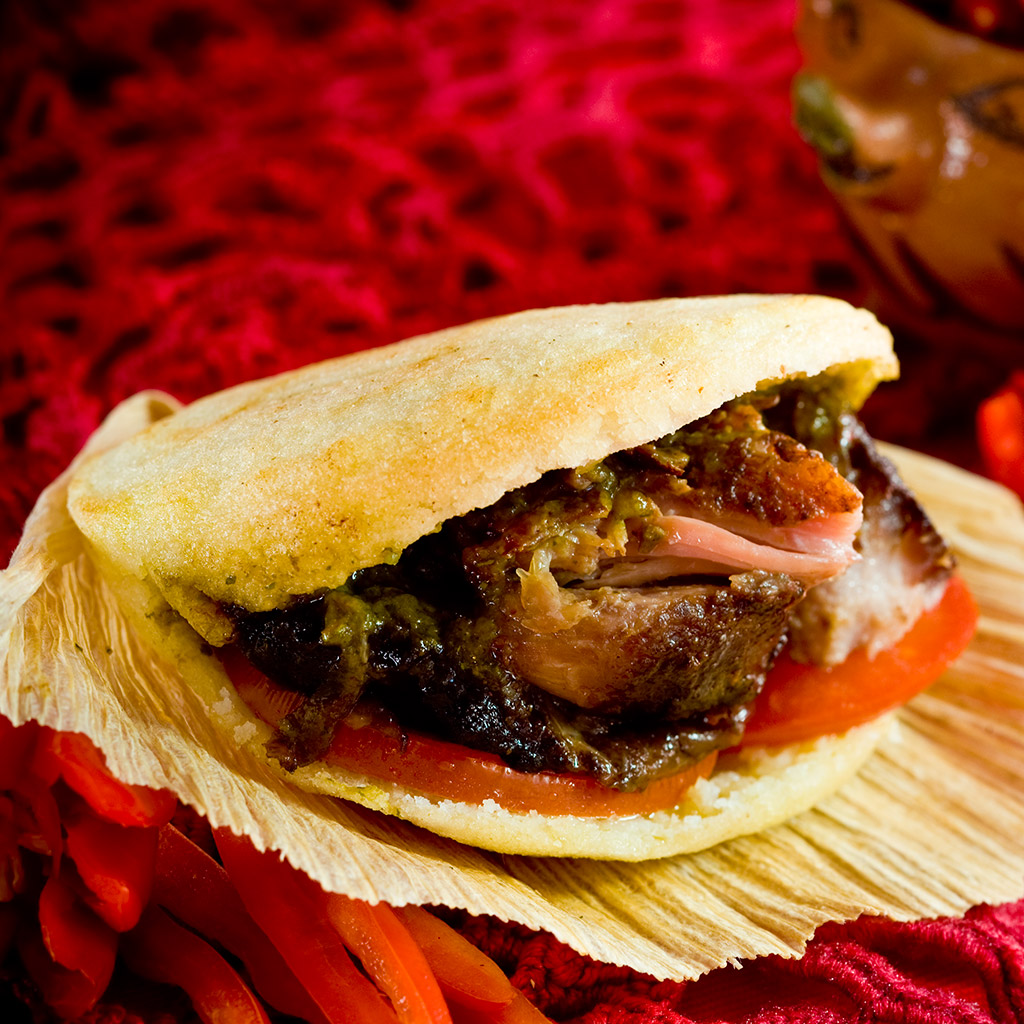 Arepas: The Little South American Sandwich that Could