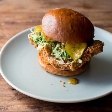 FWX SANDWICH STALKER FINCH AND FORK