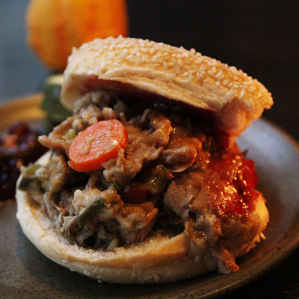 FWX SANDWICH STALKER THANKSGIVING SANDWICHES