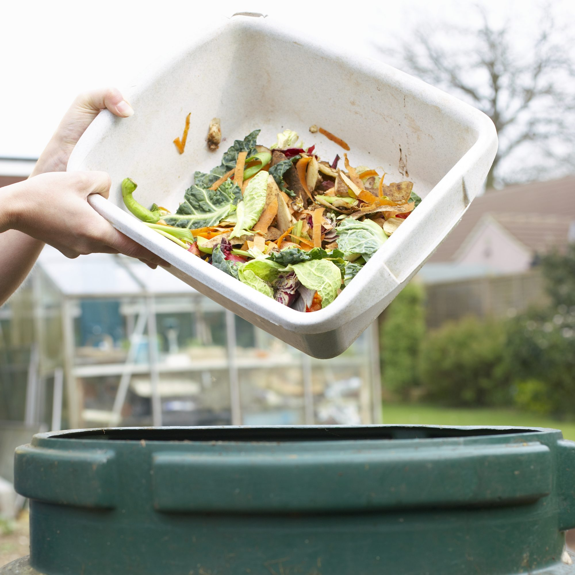 Garbage Inspections To Ensure Composting Is Illegal In Seattle