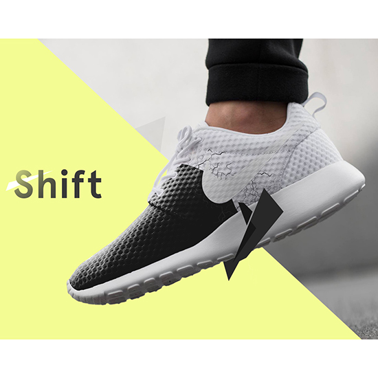 FWX SHIFT SNEAKERS