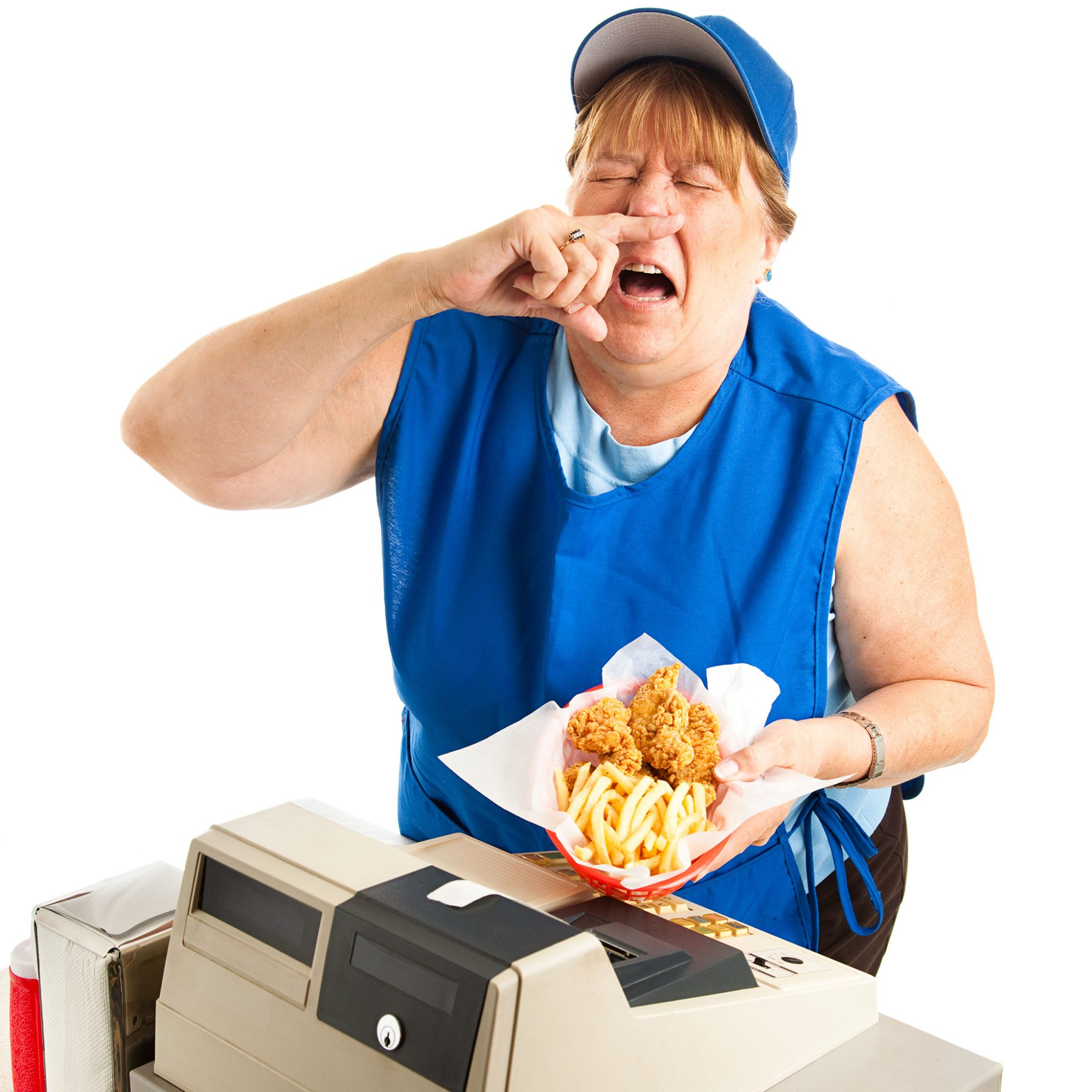 FWX SICK FAST FOOD WORKERS