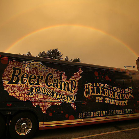 FWX SIERRA NEVADA BEER CAMP RAINBOW