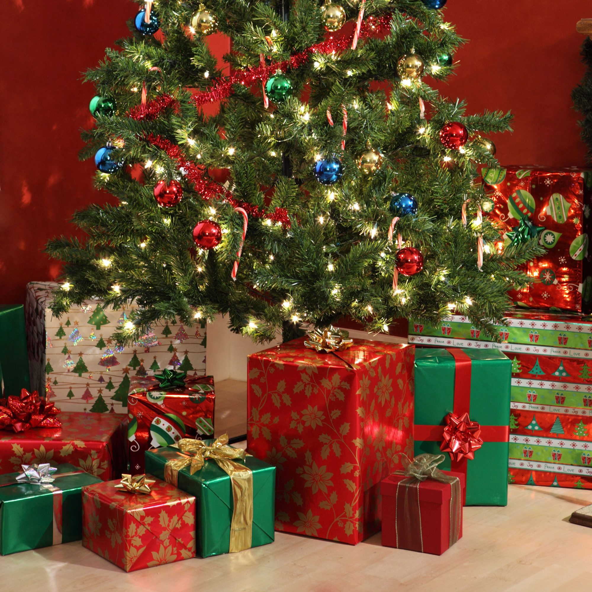 Smart Christmas Trees May Help You Go Green for the Holidays