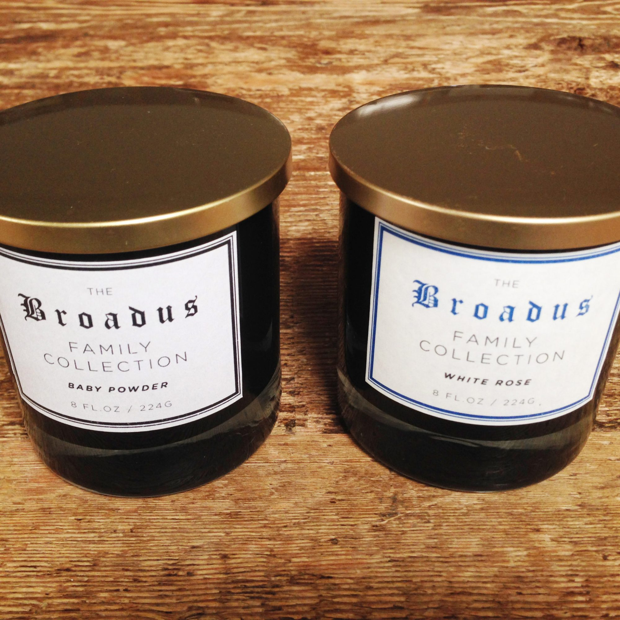 FWX SNOOP DOGG CANDLES