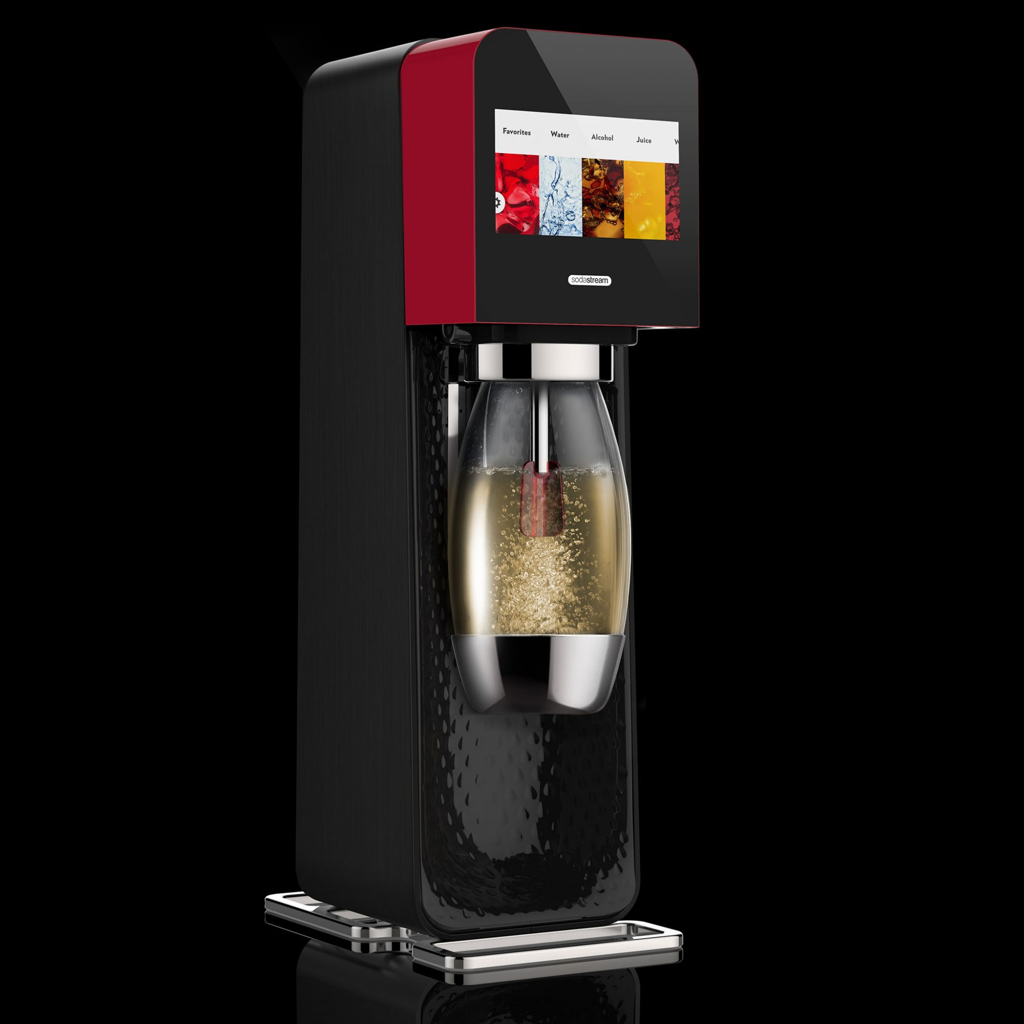 There Is a New SodaStream and It Will Carbonate Any Drink You Want